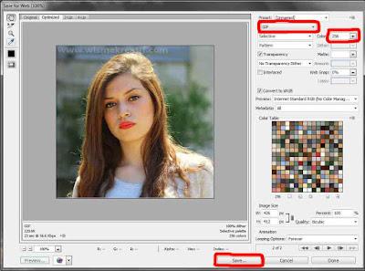 Cara Membuat Mata Berkedip Dengan Photoshop
