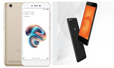 Xiaomi Redmi 5A vs Micromax Bharat 5