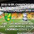 PREDIKSI BOLA JITU MALAM INI ANTARA NORWICH CITY FC VS BIRMINGHAM CITY FC 19 JANUARY 2019 ( SATURDAY 02:45 AM )