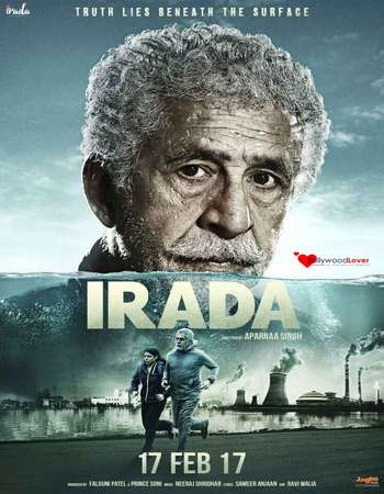 Irada 2017 Hindi 300MB pDVD 480p