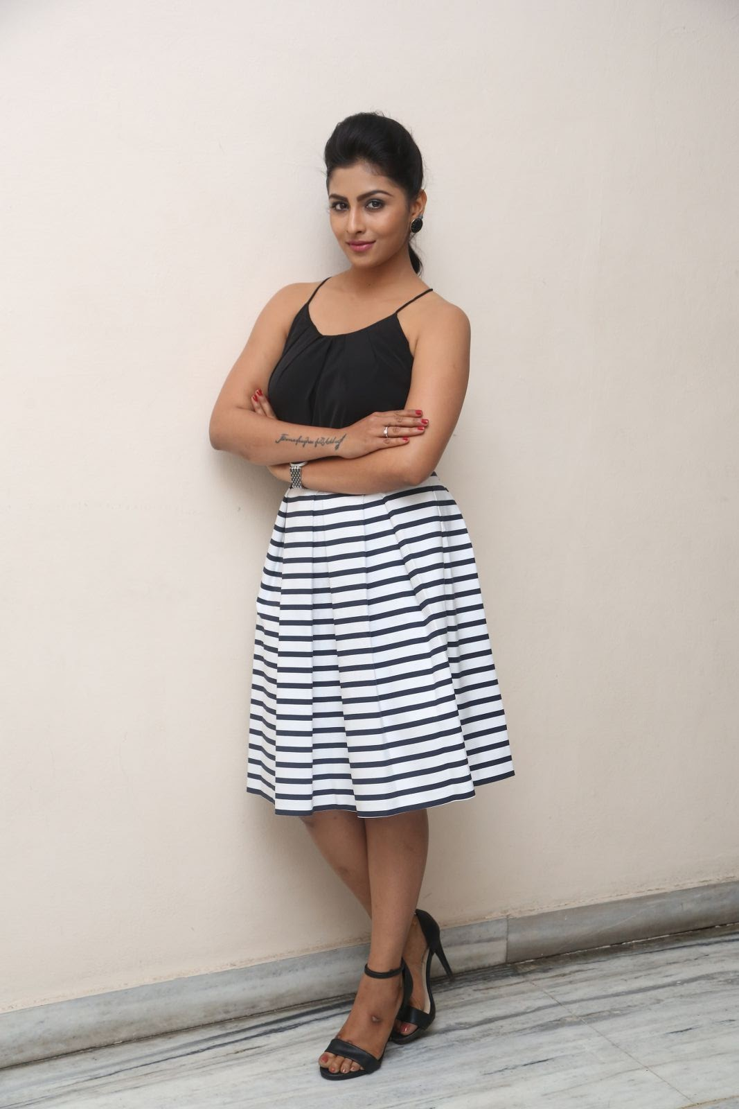 kruthika jayakumar new photos-HQ-Photo-10