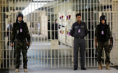 Baghdad Central Prison, Iraq
