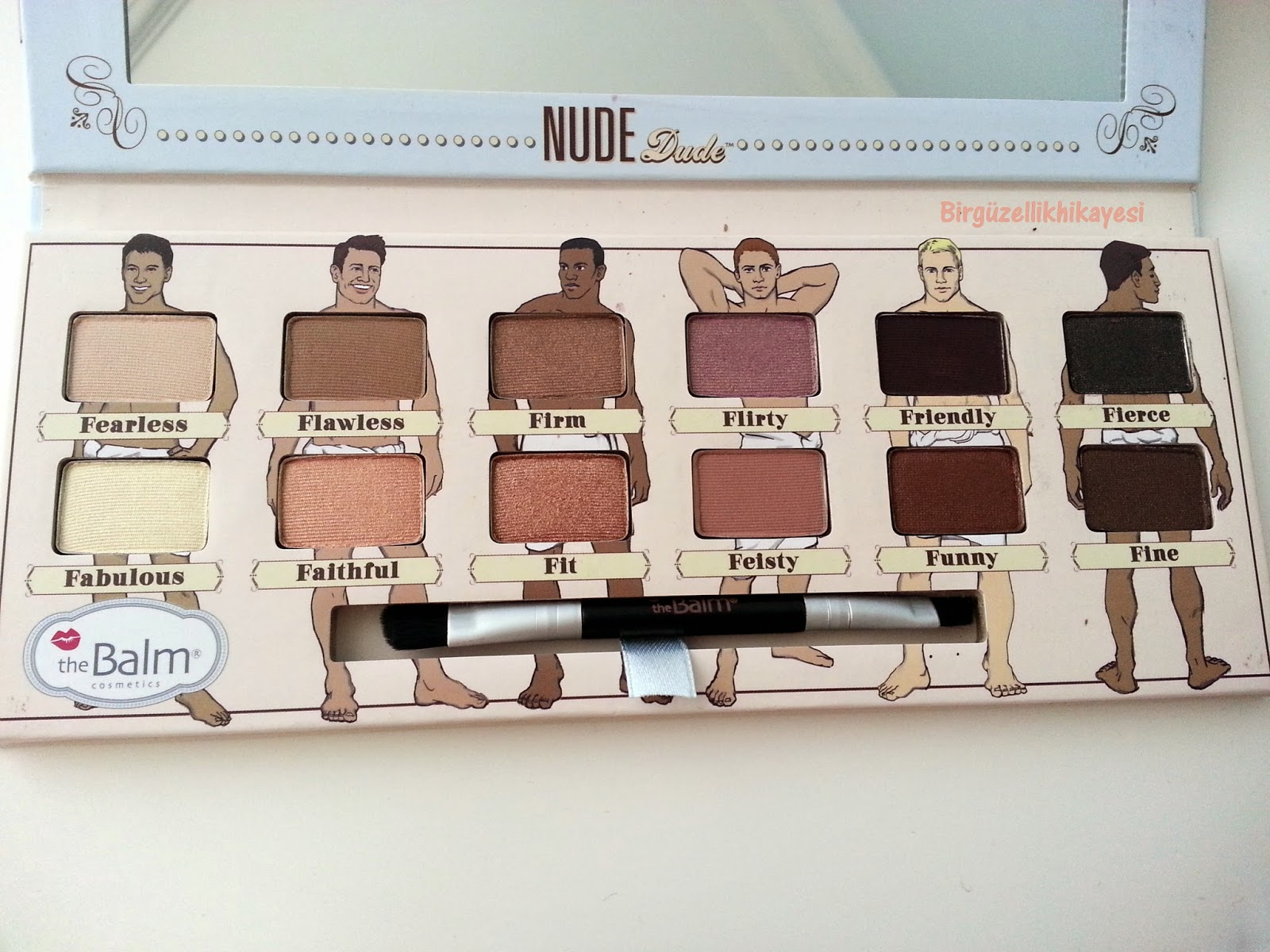 the balm nude dude inceleme