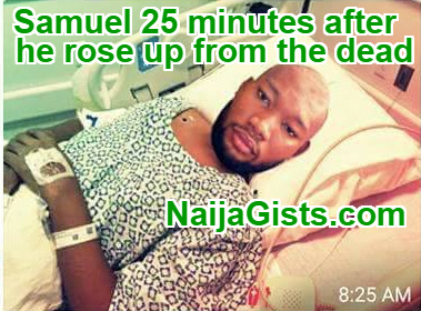 nigerian guy wakes up dead 14 hours india