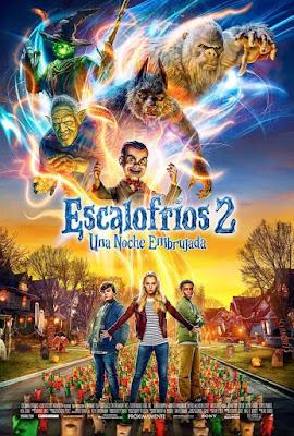 Goosebumps 2 Haunted Halloween [2018] [DVD R1] [Latino]