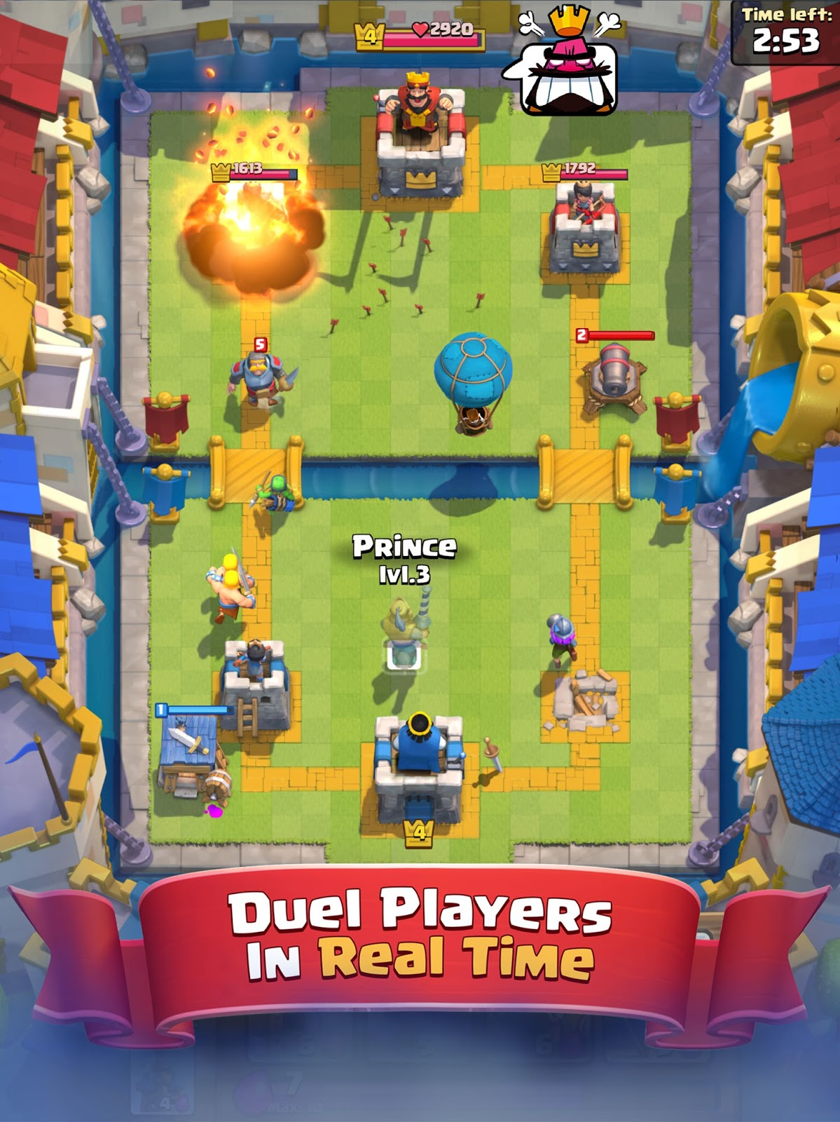 Clash Royale 2.5.4 Mod Apk (Unlimited Gems) Download ...