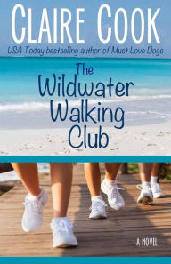 """""""The Wild Water Walking Club"""" is the Book of the Month in August 2016"""