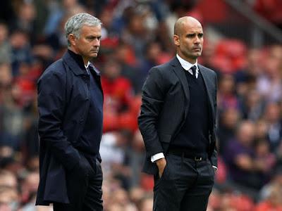 Agen Bola Online Terbesar - Jelang Derby Manchester Jilid II, City Siap Tambah Penderitaan United