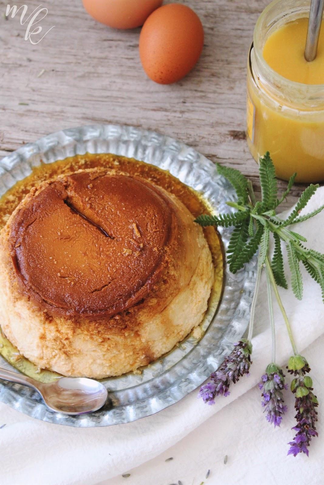 flan-queso-miel-espliego