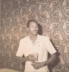 Throwback photo of President Buhari when he was a young man