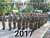 Arti penting dan hakikat HUT Pamong Praja 8 september 2017