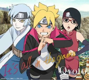 Download Ost Opening 3 Boruto: Naruto Next Generations