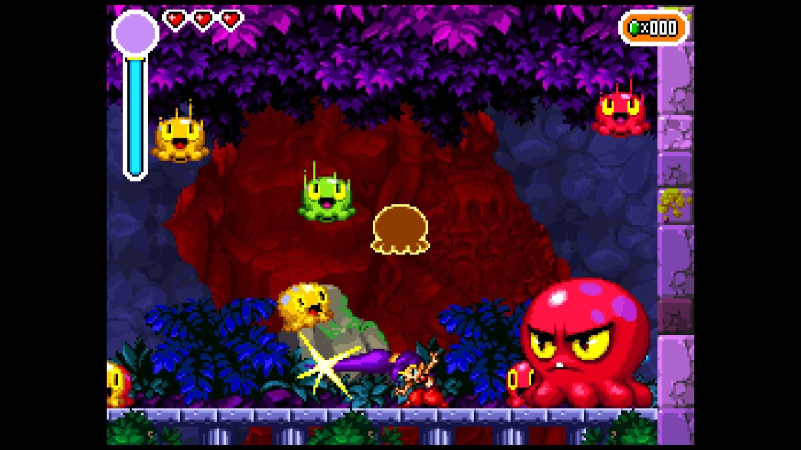 Review: Shantae: Risky's Revenge (Sony PlayStation 4