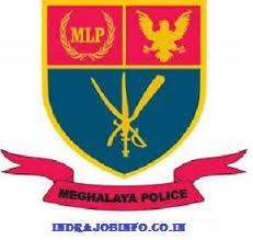 Meghalaya Police Sub Inspector Recruitment 2016