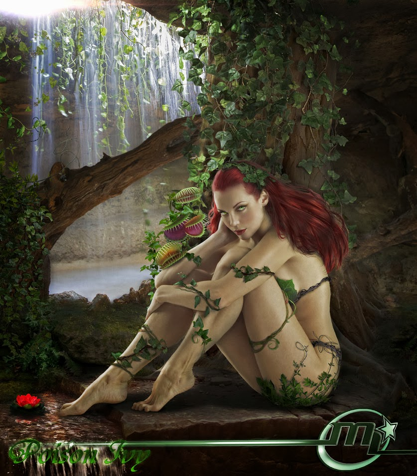 Poison Ivy From Batman DC