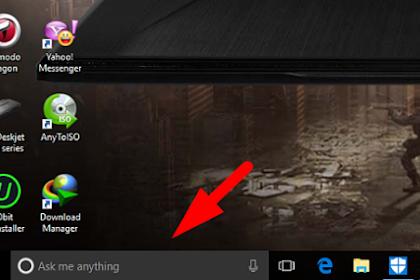 Cara Cepat Membuka Control Panel Windows 10
