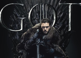 episode 4 of game of thrones - season 8: why jonget separated from his wolf ghost?