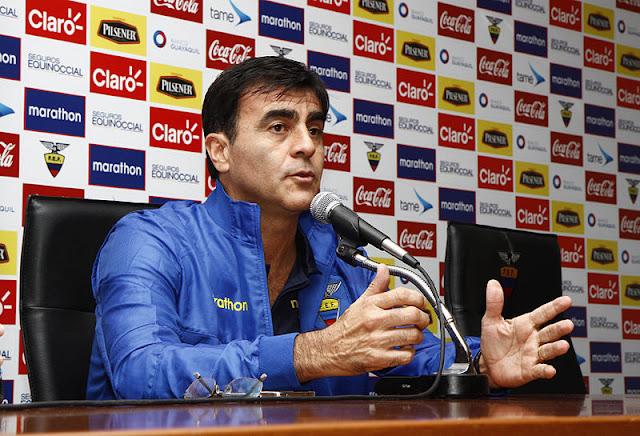 Ecuador defiende su posición en las Eliminatorias