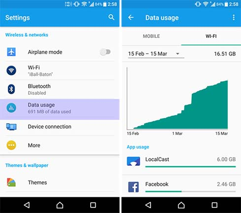 Langkah Mudah Mengurangi Penggunaan Data Internet Ponsel Android