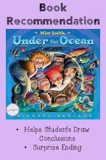 If you are taking your students on a field trip, it is important to discuss rules and procedures. A fun way to begin this discussion is through a read aloud. This book whisks students away to the aquarium in a fun and magical way. Check out the blog in which I share more details about the book as well as extensions that can be used in your classroom. #confessionsofafrazzledteacher #fieldtrip #bookrecommendation #readaloud {Preschool, Kindergarten, First, Second, and Third Grade Students}