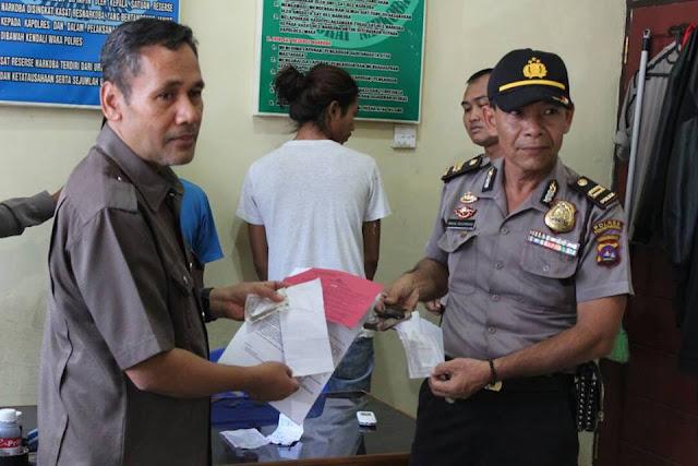 Polisi Padangpariaman Tangkap Pengguna Sabu dan Ganja di Bulan Puasa