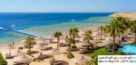 السياحة الترفيهية فى مصر