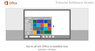 Untuk mendapatkannya silahkan eksklusif saja klik link yang ada dibawah ini Microsoft Office 2016 Free Download & Cara Aktivasi