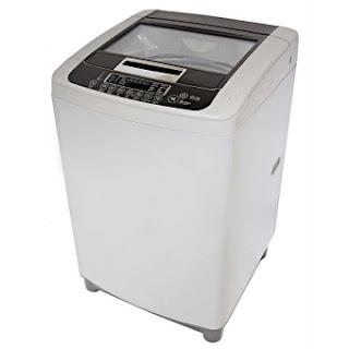 LG เครื่องซักผ้าฝาบน ขนาด 10 KG รุ่น WF-T1056TD ราคาพิเศษ