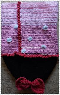 free crochet cocoon pattern