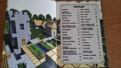 Minecraft:Kezdők kézikönyve