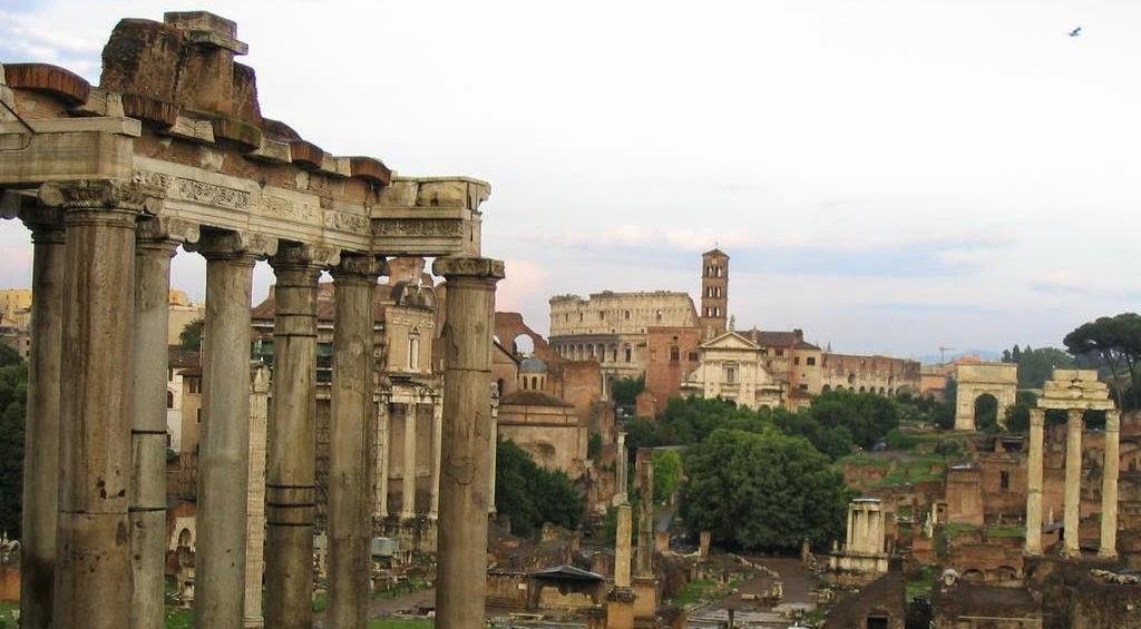 Roma y el Derecho romano de Oriente