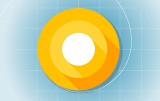 Android O official logo