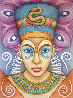Resultado de imagem para DESPERTAR DE GAIA Nefertiti