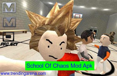 School of Chaos Online MMORPG Mod Pro Crack Hack Apk