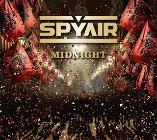 MIDNIGHT-歌詞-SPYAIR