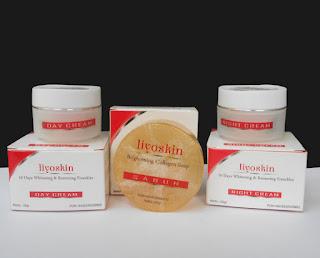 Cream Pemutih Wajah Cepat Dan Permanen Liyoskin