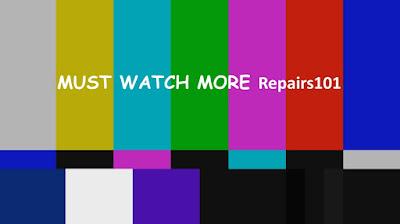 NTSC color screen