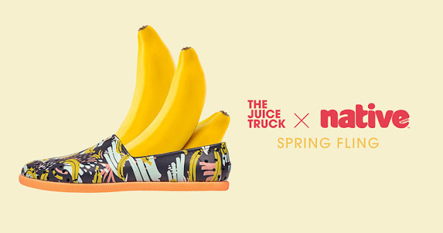 The Juice Truck x Native Spring Fling