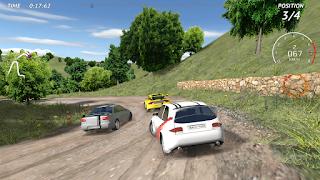 Rally Fury - Extreme Racing Mod