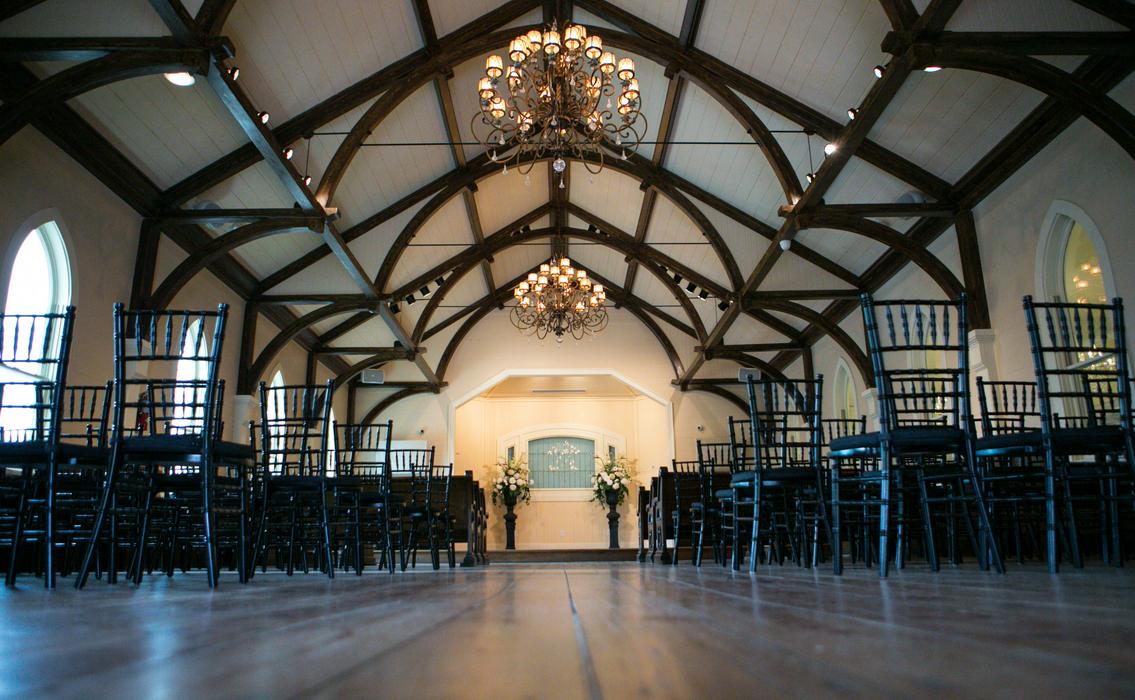 Tybee Island Wedding Chapel & Grand Ballroom Wedding Venue