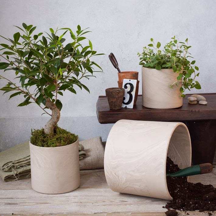 Well-liked Mad for Mid-Century: Cheap Modern Planters: A Simple DIY VW42