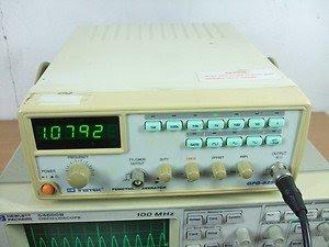 Darmatek Jual GW Instek GFG-8250A Analog Function Generator