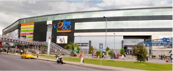 Centro Comercial Portal de la 80