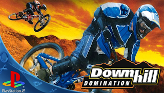 Download Downhill Domination ISO/CSO Save Data PSP PPSSPP Ukuran Kecil
