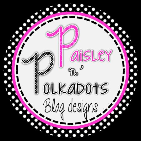 Paisley n' Polkadots Blog Designs