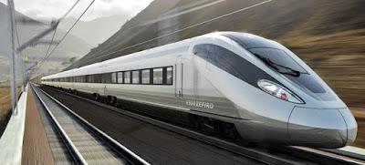 Guelph Wants High Speed Rail