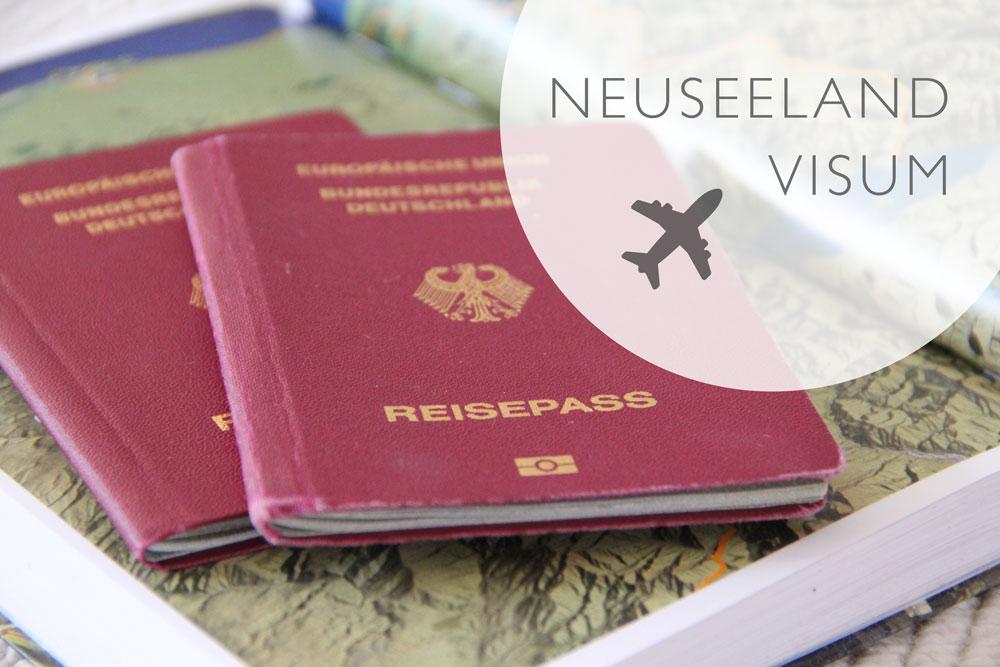 Neuseeland Visitor Visa Application (INZ 1017) | Zuhause im Wald ...
