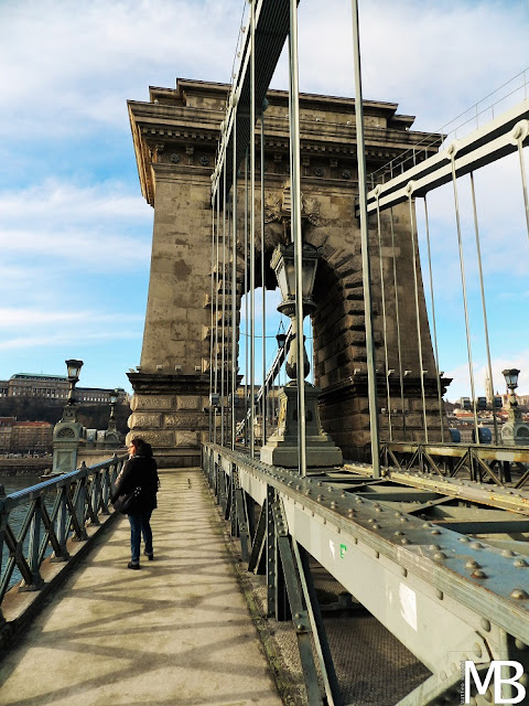 ponte delle catene budapest