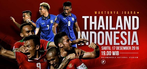 Thailand VS Indonesia 2016
