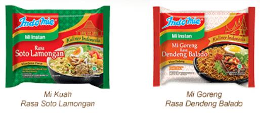 indomie kuliner indonesia